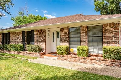 Fort Worth Single Family Home For Sale: 2890 Elsinor Drive