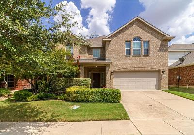 McKinney Single Family Home For Sale: 3601 Camino Trail