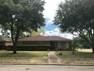 Dallas Single Family Home For Sale: 1238 Misty Glen Lane