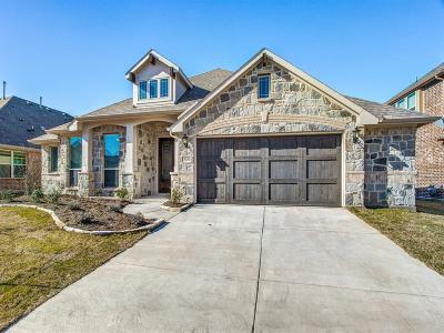 Forney Single Family Home For Sale: 1806 Chadwick Lane