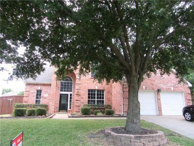 Dallas County, Denton County, Collin County, Cooke County, Grayson County, Jack County, Johnson County, Palo Pinto County, Parker County, Tarrant County, Wise County Single Family Home For Sale: 3505 Hidden Forest Drive