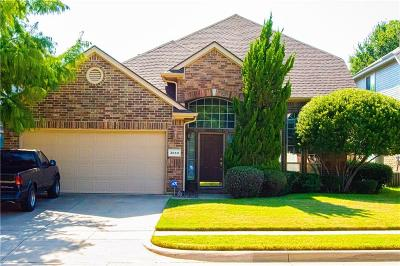 Fort Worth Single Family Home For Sale: 3659 Smoke Tree Trail