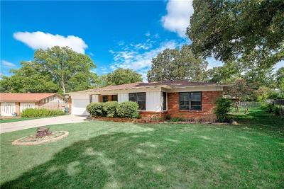 Fort Worth Single Family Home For Sale: 1716 Sheffield Place