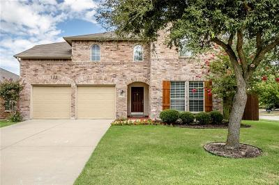 Dallas County, Denton County, Collin County, Cooke County, Grayson County, Jack County, Johnson County, Palo Pinto County, Parker County, Tarrant County, Wise County Single Family Home For Sale: 5700 Calloway Drive