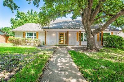 Dallas County, Denton County, Collin County, Cooke County, Grayson County, Jack County, Johnson County, Palo Pinto County, Parker County, Tarrant County, Wise County Single Family Home For Sale: 10014 Venetian Way