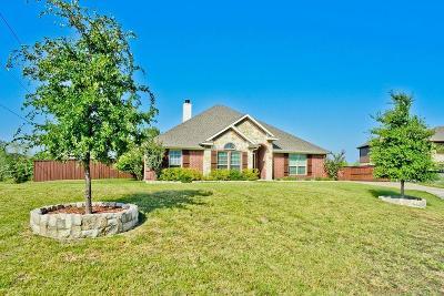 Hudson Oaks Single Family Home For Sale: 705 Green Canyon Court