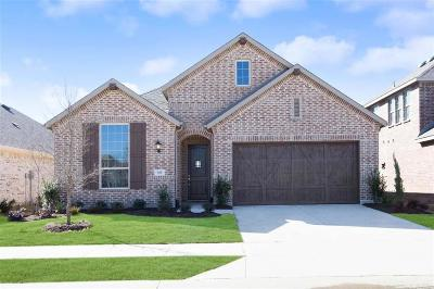 Dallas County, Denton County, Collin County, Cooke County, Grayson County, Jack County, Johnson County, Palo Pinto County, Parker County, Tarrant County, Wise County Single Family Home For Sale: 3105 Pioneer Path