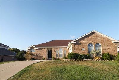 Sachse Single Family Home For Sale: 3718 Remington Court