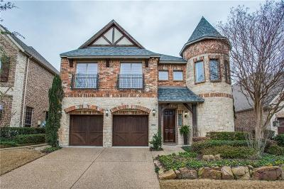 Dallas County, Denton County, Collin County, Cooke County, Grayson County, Jack County, Johnson County, Palo Pinto County, Parker County, Tarrant County, Wise County Single Family Home For Sale: 4716 Eva Place