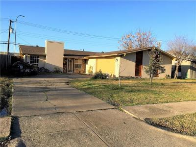 Dallas County, Denton County, Collin County, Cooke County, Grayson County, Jack County, Johnson County, Palo Pinto County, Parker County, Tarrant County, Wise County Single Family Home For Sale: 12107 High Meadow Drive