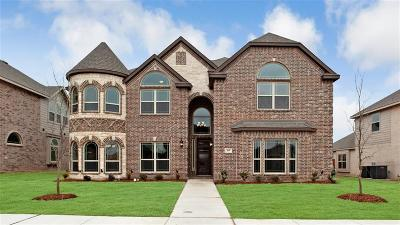 Waxahachie Single Family Home For Sale: 415 Harvest Grove