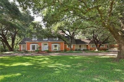 Dallas County Single Family Home For Sale: 6806 Wander Place