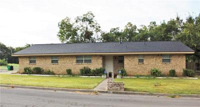 Stephenville Single Family Home For Sale: 110 Omaha