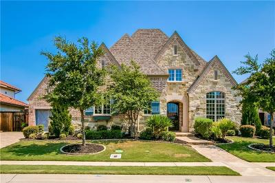 Irving Single Family Home For Sale: 671 Creekway Drive