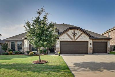 Midlothian Single Family Home Active Option Contract: 5430 Red Rose Trail
