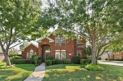 Flower Mound Single Family Home For Sale: 1900 Bluffview Court