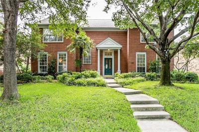 Dallas County, Denton County Single Family Home For Sale: 2214 Honeylocust Drive