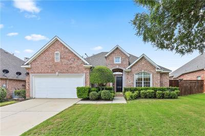 Flower Mound Single Family Home For Sale: 3409 Beckingham Court