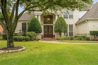 Southlake Single Family Home For Sale: 605 Aberdeen Way