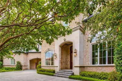 Dallas County Single Family Home For Sale: 12211 Creek Forest Drive