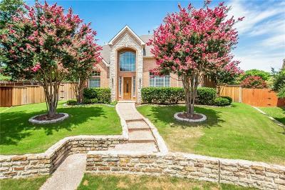 Plano Single Family Home For Sale: 3441 Brushy Creek Drive