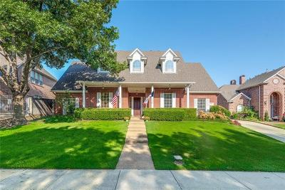 Grapevine Single Family Home Active Option Contract: 3356 Spruce Lane