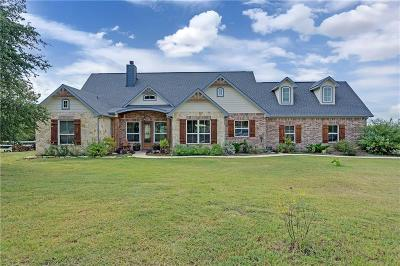 Weatherford Single Family Home For Sale: 485 Sandpiper Drive