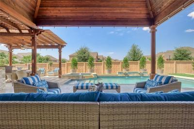 Mckinney Single Family Home For Sale: 7905 Caddo Cove