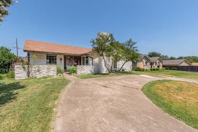 Irving Single Family Home For Sale: 3817 Twin Falls Street