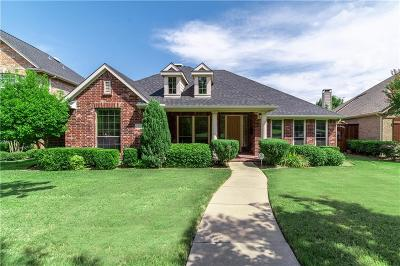 Lewisville Single Family Home For Sale: 857 Winchester Drive