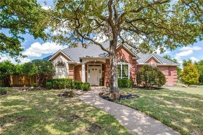Tarrant County Single Family Home For Sale: 1609 Village Trail