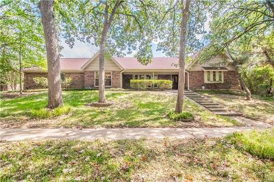 Keller Single Family Home For Sale: 1128 Garden Lane