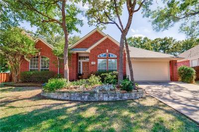 Flower Mound Single Family Home For Sale: 4107 Remington Park Court