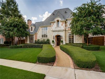 Plano Single Family Home For Sale: 5724 Northbrook Drive