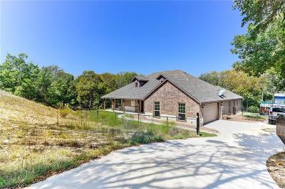 Weatherford Single Family Home For Sale: 209 Churchill Court