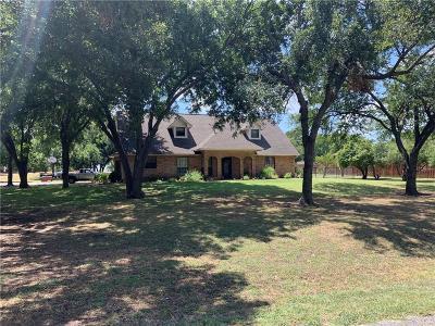 Hudson Oaks Single Family Home For Sale: 216 Live Oak Drive