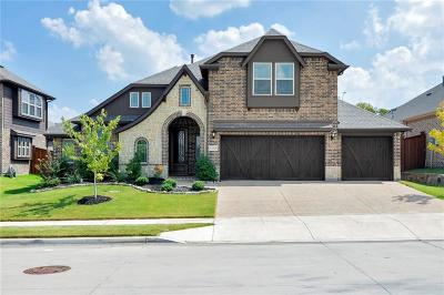 Single Family Home For Sale: 12516 Treyburn Drive