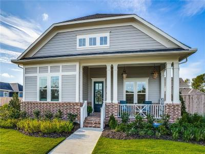 McKinney Single Family Home For Sale: 7525 Eastwick Avenue