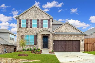 Lewisville Single Family Home For Sale: 1903 Hollowcreek Trail
