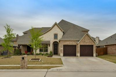 Waxahachie Single Family Home Active Option Contract: 328 Western Sky Lane