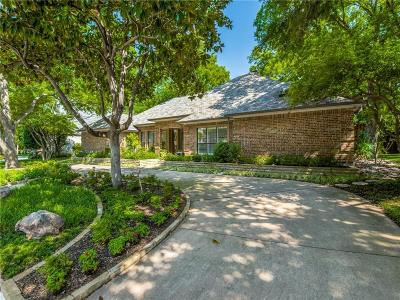 Single Family Home For Sale: 18715 Campbell Road