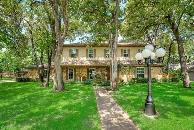 Colleyville Single Family Home Active Contingent: 1712 Avalon Drive