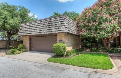 Fort Worth Townhouse For Sale: 3003 Hartwood Court