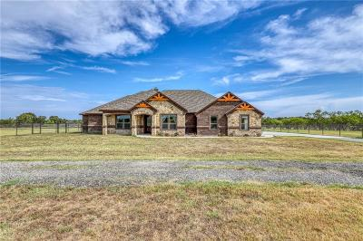 Weatherford Single Family Home For Sale: 1010 Turkey Meadows Lane