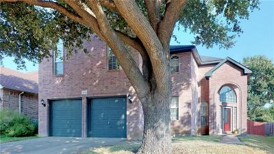 Flower Mound Single Family Home Active Option Contract: 2313 Suntree Lane