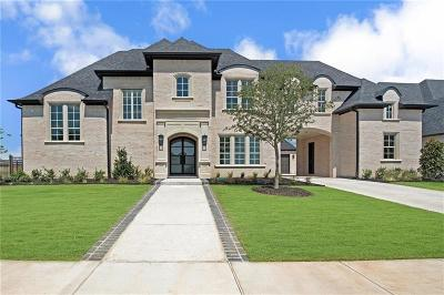 Denton County Single Family Home For Sale: 1634 Courtland Drive