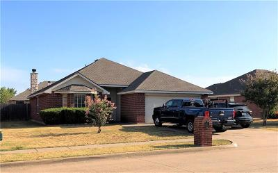 Waxahachie Single Family Home For Sale: 111 Chesterfield Circle
