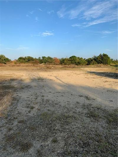 Weatherford Residential Lots & Land Active Option Contract: 0000 Eastview