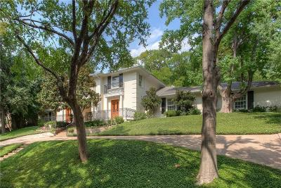 Westover Hills Single Family Home For Sale: 2205 Hidden Creek Road