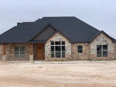 Springtown Single Family Home For Sale: 2009 Jo Jones Lane